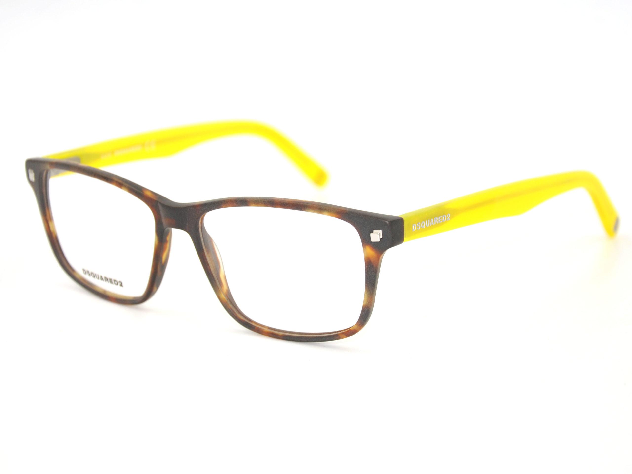 DSQUARED DQ5200 C055 UNISEX Prescription Glasses 2018