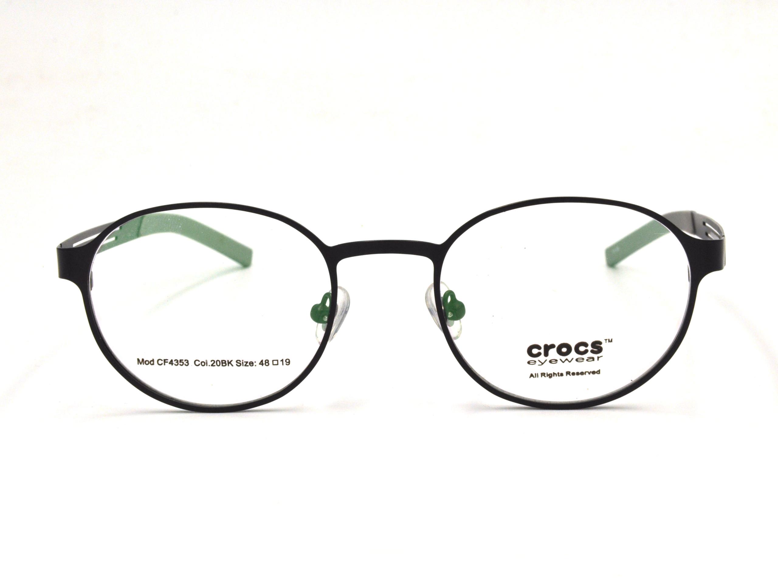 Γυαλιά οράσεως CROCS CF4353 C 20BK 48-19-138 Πειραιάς