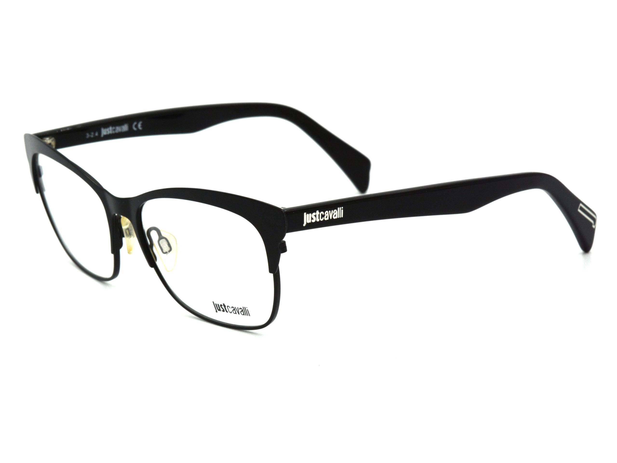 JUST CAVALLI JC0703 C001 Prescription Glasses 2020