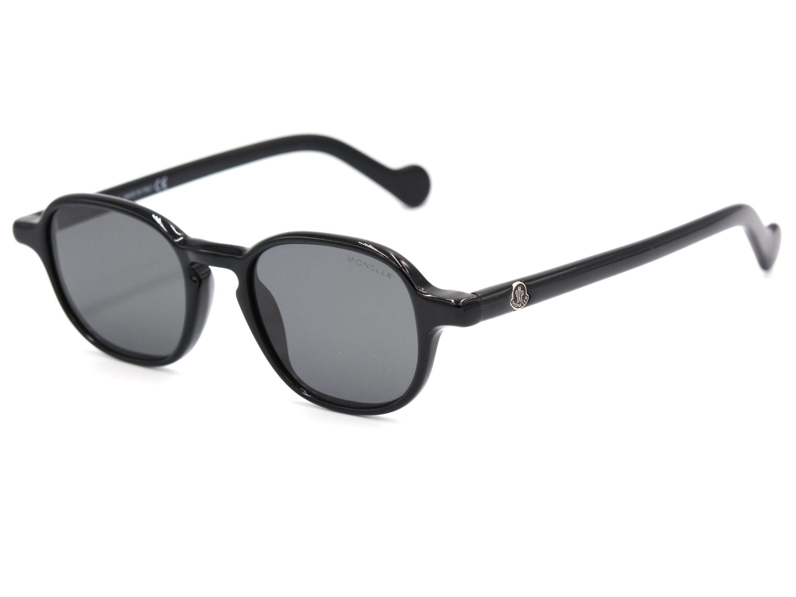 Sunglasses MONCLER ML0061 01A 48-19-150 Unisex 2020
