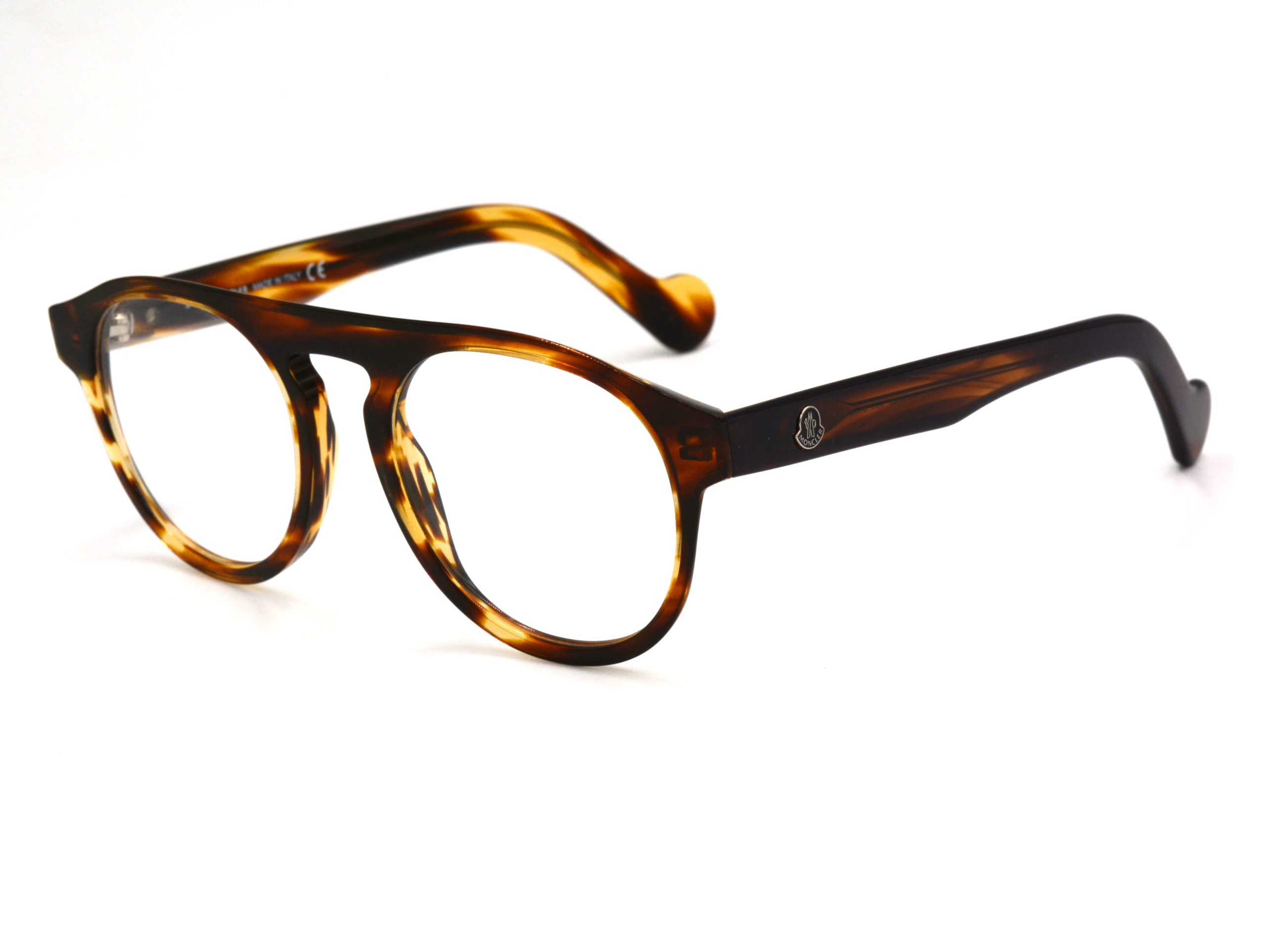 Prescription Glasses MONCLER ML5028 050 51-20-145 Men 2020