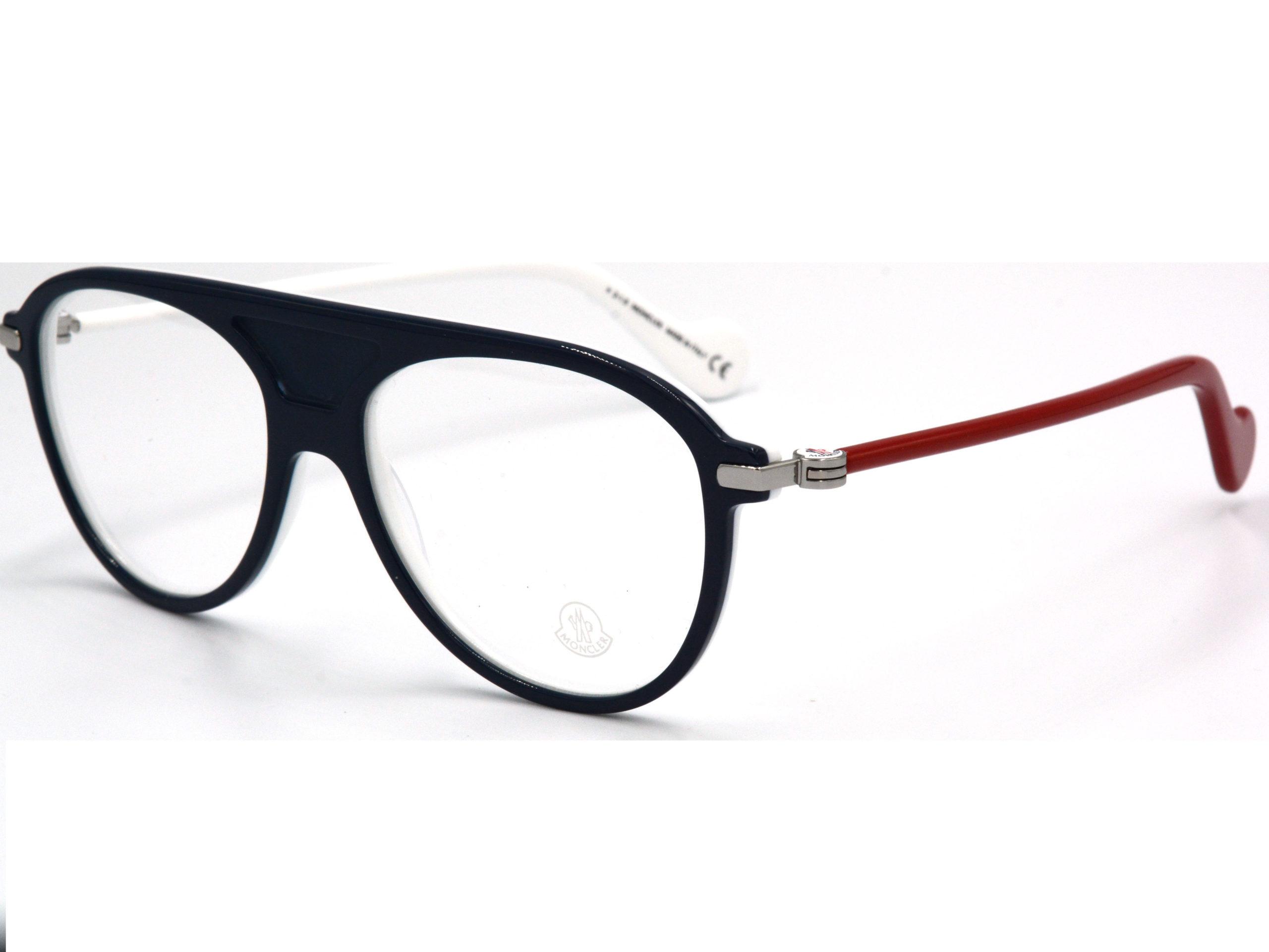 Prescription Glasses MONCLER ML5033 092 55-16-145 Men 2020
