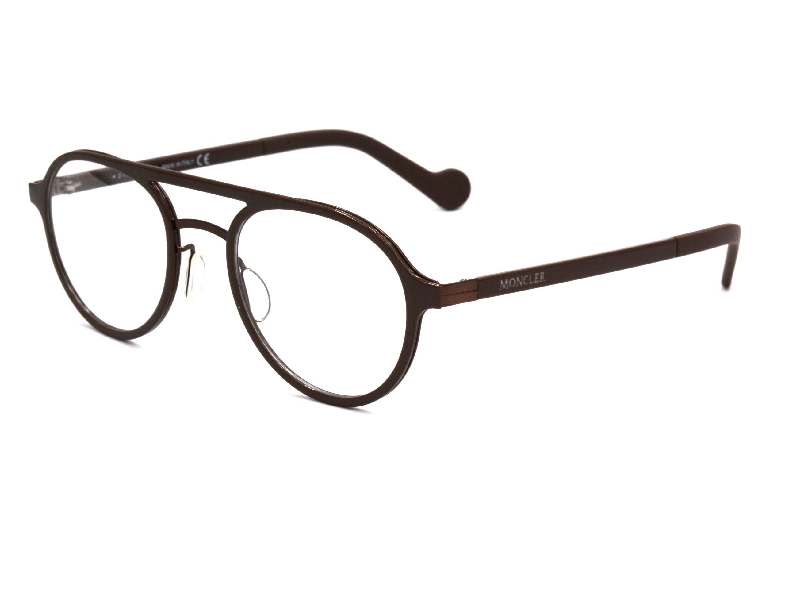 Prescription Glasses MONCLER ML5035 048 51-21-145 Men 2020