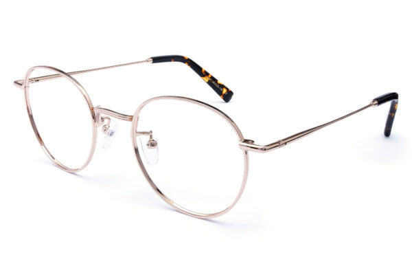 Prescription Glasses Bluesky Malmo Gold Unisex 2020