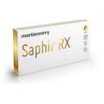 Mark'ennovy Saphir RX Multifocal Spheric Μηνιαίοι φακοί επαφής 3pack