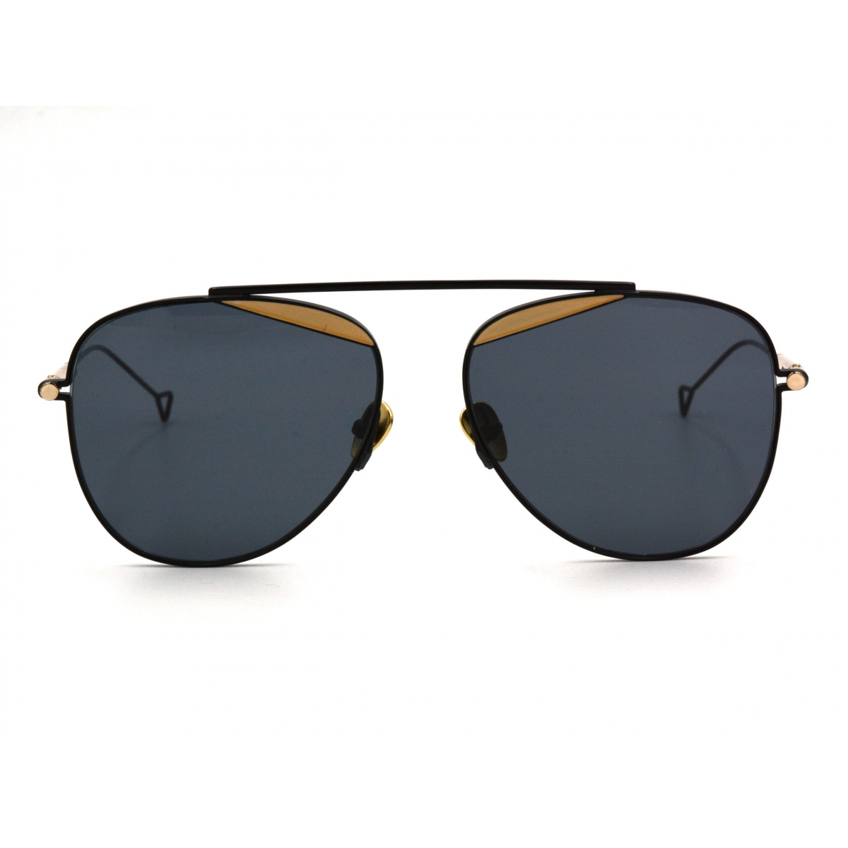 Γυαλιά ηλίου HAZE COLLECTION NEW YORK DURETE-3BK 58-15-145