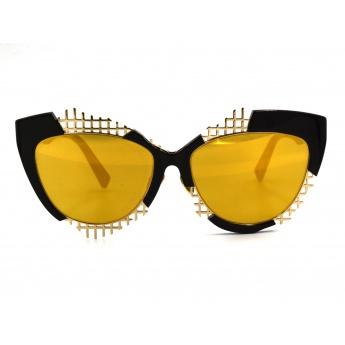 Γυαλιά ηλίου HAZE COLLECTION NEW YORK VOZ-1BK 57-17-140