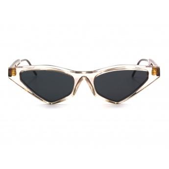 Γυαλιά ηλίου SOYA VERTICAL CONNECTION ANN TRASPARENT PINK 52-17-145